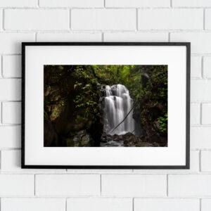 waterfall lamington national park