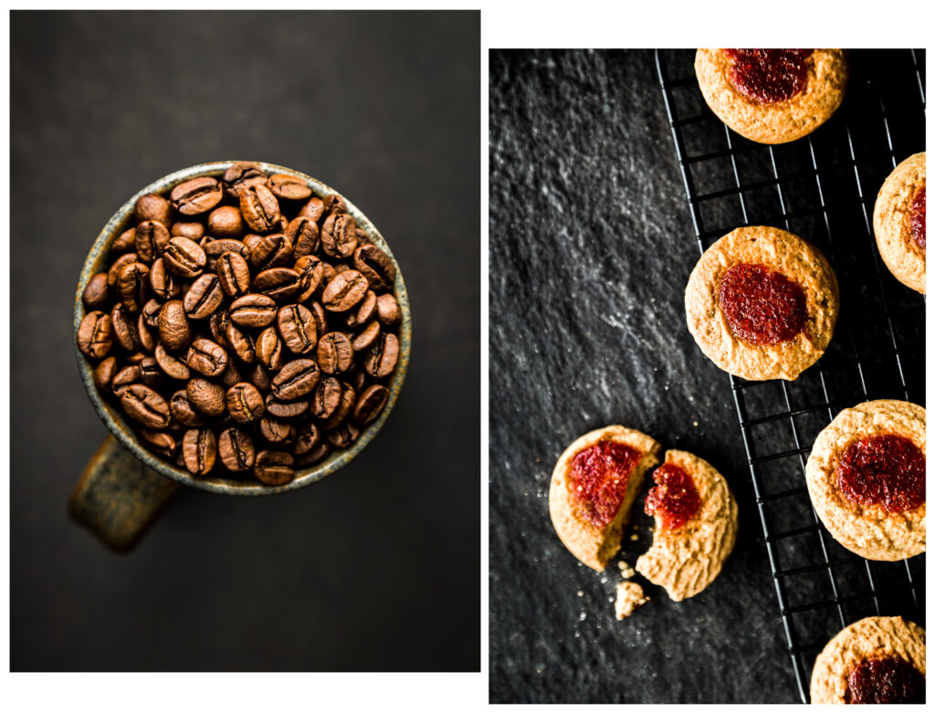 srgb-Coffee-beans-top-and-jam-biscuit-top-COMP-2021-FergusGreenImagery(c)